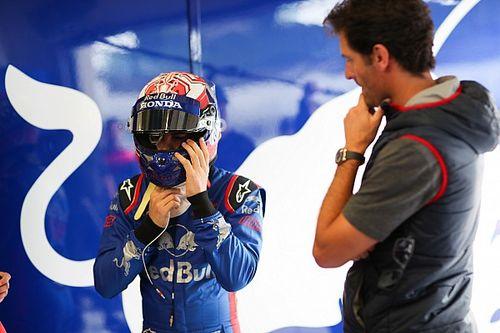 GALERÍA: Marc Márquez a bordo de un F1