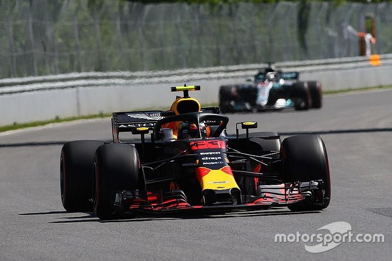 EL3 - Verstappen, les Ferrari et Hamilton en un dixième!