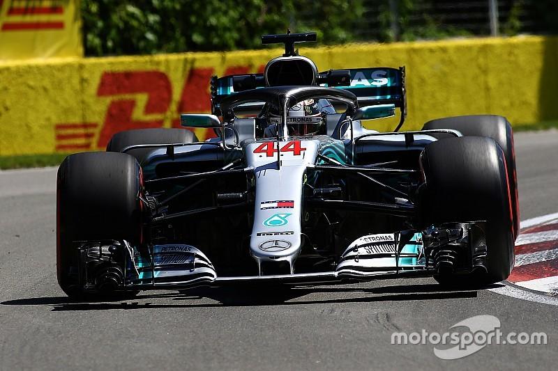 """Hamilton wijst niet naar motor: """"Ronden waren gewoon niet goed"""""""