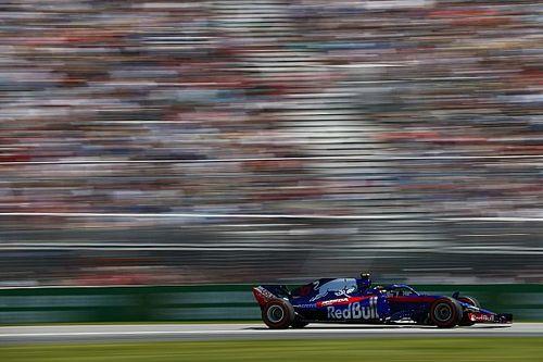 Gasly lamenta perder atualização da Honda no GP do Canadá