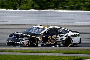 """An """"open mind"""" helped Aric Almirola to career-best Pocono finish"""