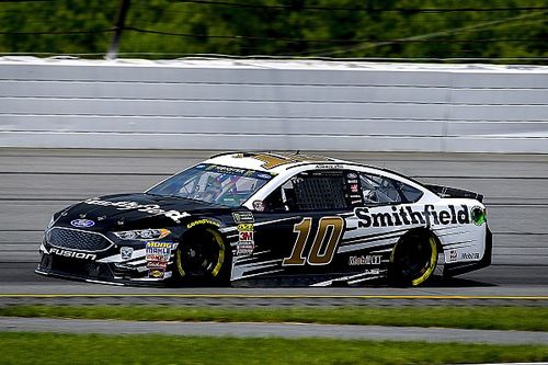 "An ""open mind"" helped Aric Almirola to career-best Pocono finish"