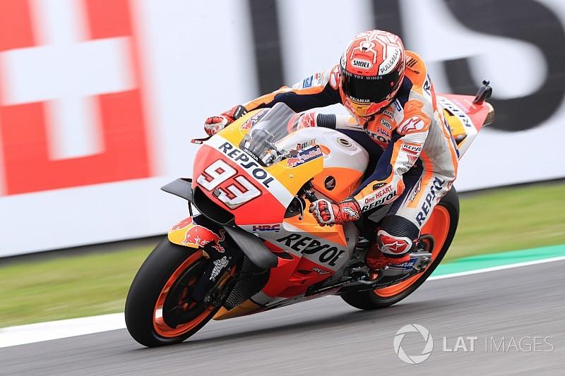 Championnat - Márquez reste en tête, Rossi deuxième