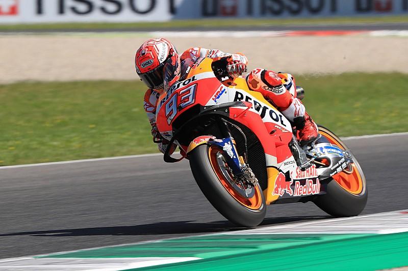 """Manchmal macht man Fehler"": Marquez hakt Mugello-Crash ab"