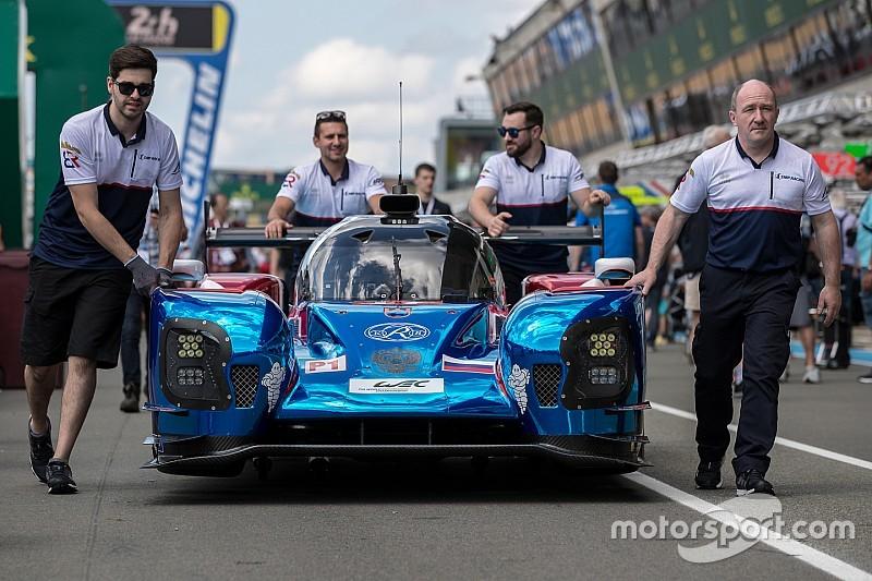 SMP LMP1 aero changes for Le Mans revealed