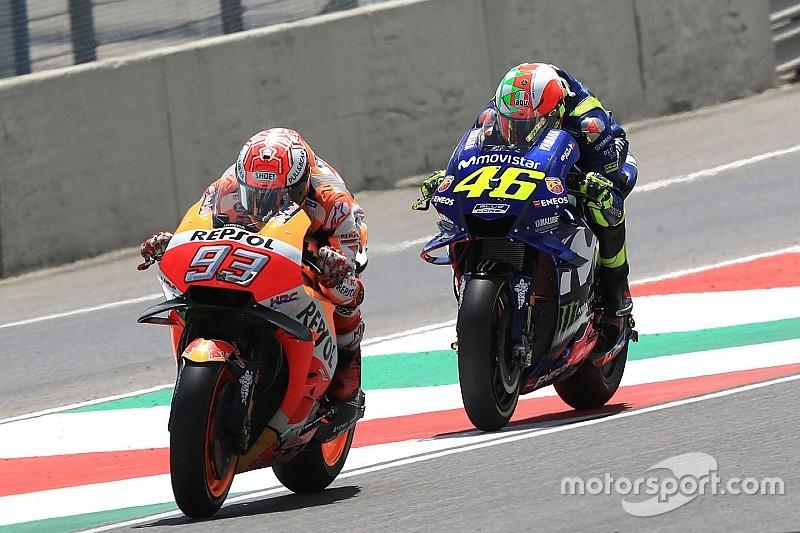Marquez: Kaza olmasaydı da Lorenzo'yu yenemezdim