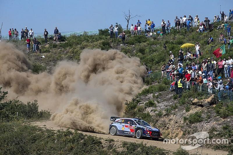 WRC Portugal: Neuville aan de leiding na vrijdag vol crashes