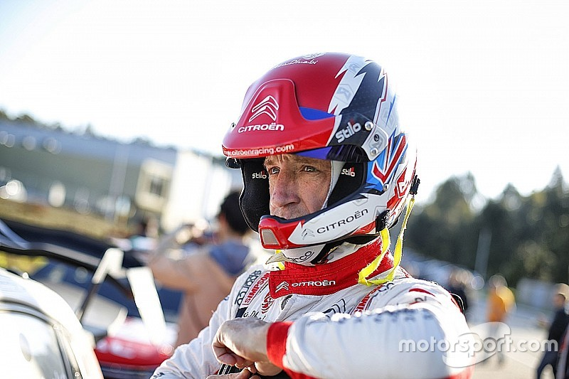 Citroen wrong to drop Meeke mid-season - Latvala