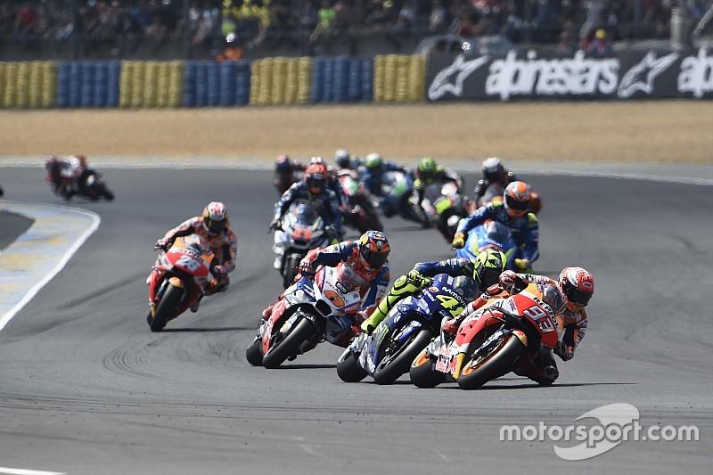 Hoe laat begint de MotoGP Grand Prix van Frankrijk?