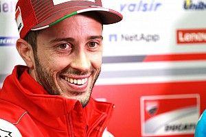 Dovizioso renueva su vínculo con Ducati por dos años