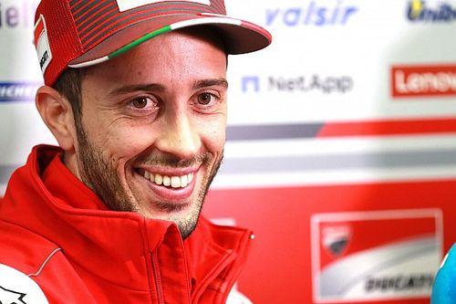 Dovizioso tekent nieuw tweejarig contract bij Ducati