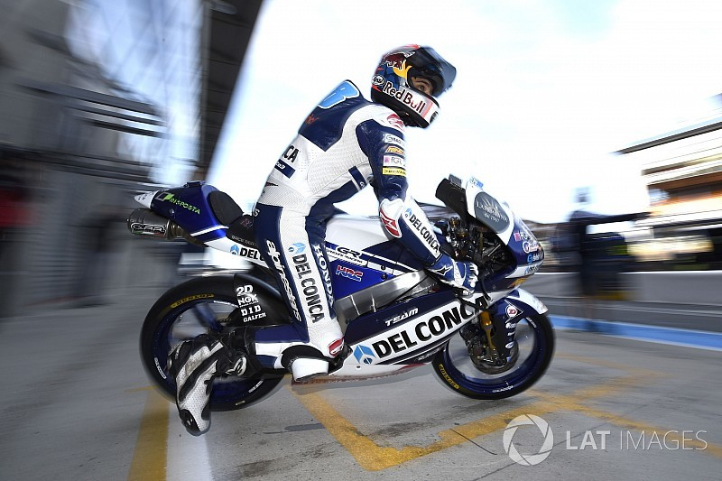 Moto3 Mugello: Martin snelste in eerste training