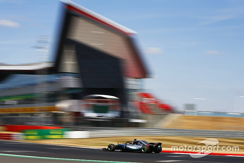Live: Follow the British Grand Prix as it happens