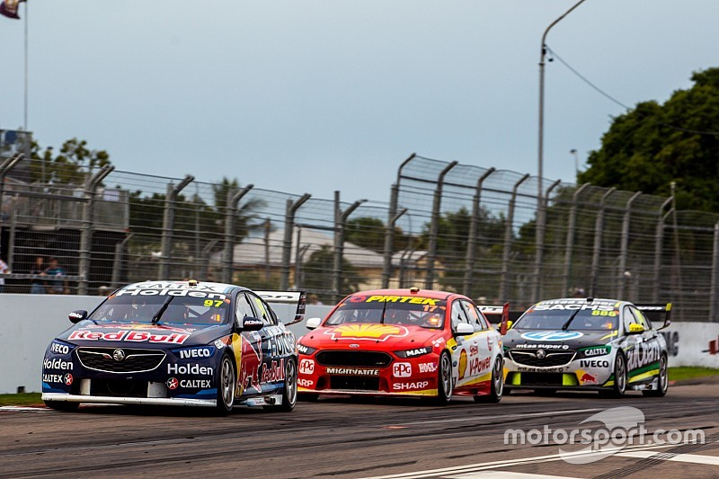 McLaughlin expecting improved Townsville Supercars form