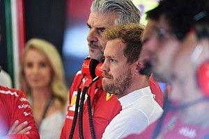 A mai, ferraris Vettel jobb lenne, mint aki a Red Bullnál versenyzett?!