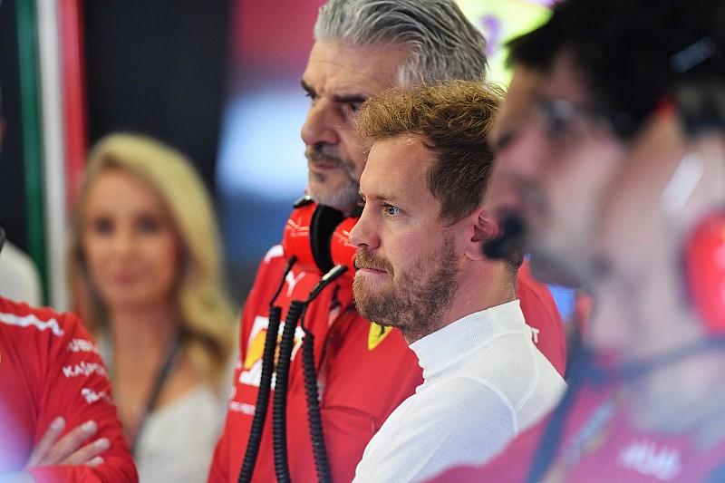 Arrivabene: Vettel aslanlar gibi savaştı