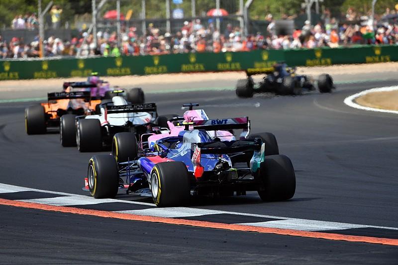 Toro-Rosso-Pilot Gasly schlägt Alarm: Honda fällt zurück