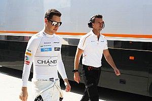 Vandoorne ismét kiesett a Q1-ben a McLarennel