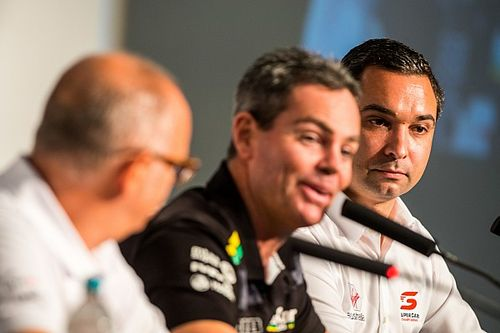 Supercars CEO encouraged Triple Eight investment