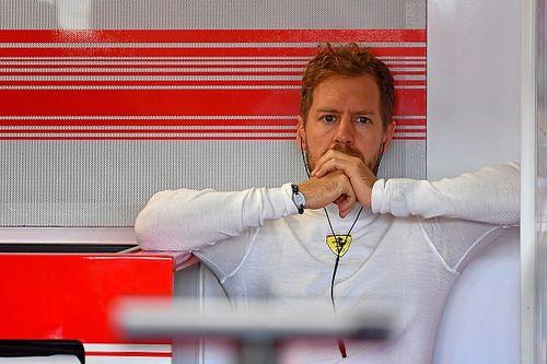 """Vettel: """"Non ero neanche sicuro di poter fare le qualifiche, ma siamo molto vicini"""""""