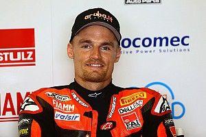 Davies si frattura la clavicola e salta la Race of Champions alla World Ducati Week 2018