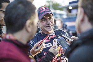 Carlos Sainz sabe que todo puede pasar en el Dakar