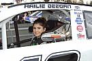 NASCAR Hailie Deegan: More barriers can be broken in post-Danica era - video