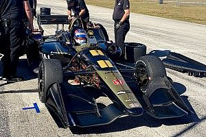 """Para Wickens, primeiro teste com Indy de 2018 foi """"positivo"""""""