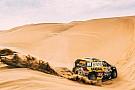 Spataro no podrá continuar en el Dakar