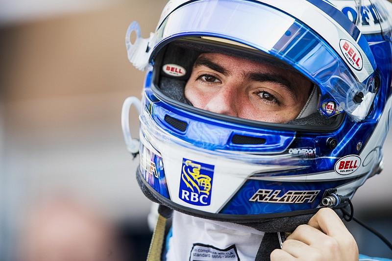 Latifi, 2019'da Formula 1'de yarışmak istiyor