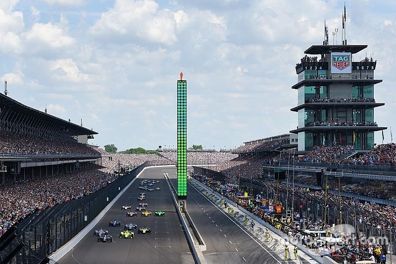 La parrilla de salida para la Indy 500 de 2019, en imágenes