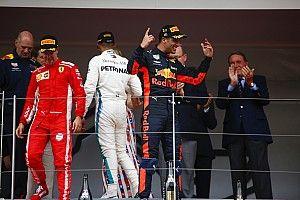 Ricciardo espera evitar la sanción en parilla en Canadá