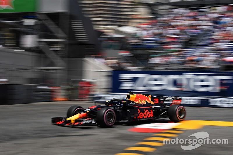 F1モナコGP予選速報:リカルド驚異のPP。トロロッソのガスリー10位