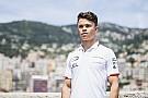 Monaco F2: De Vries dominates practice after Norris clash