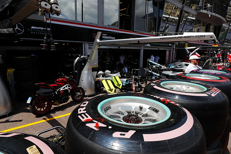 A Pirelli gumiválasztása a Belga és a Japán Nagydíjra