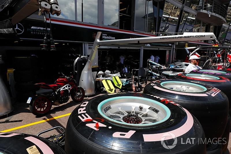 Mercedes selecteert weinig hypersofts voor GP Canada