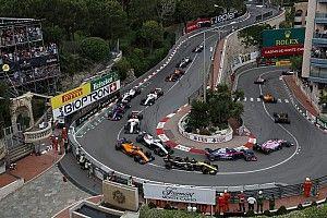 Los horarios del GP de Mónaco 2019 de F1