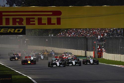 TV-Programm: Formel 1 in Mexiko in Livestream und Live-TV