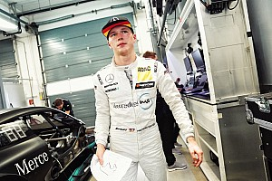 FIA F2 Новость Протеже Mercedes Гюнтер перешел в Формулу 2