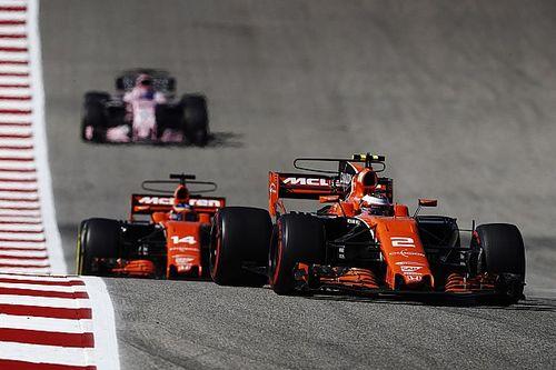 Alonso e Vandoorne devem largar do fim do grid no México