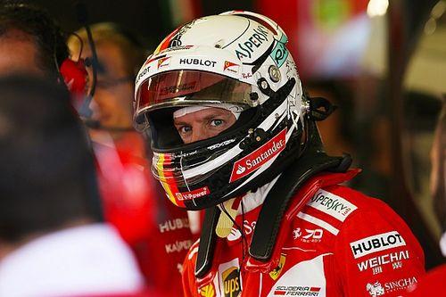 """Vettel : """"Hamilton a été le meilleur cette année"""""""
