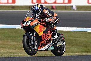 FP1 Moto2 Malaysia: Oliveira ungguli Morbidelli, Dimas terbawah