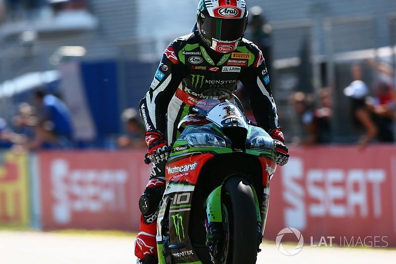 WorldSBK Spanyol: Rea dominan, Kawasaki juara pabrikan