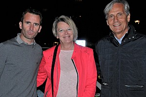 Denis Giraudet, une légende vivante au départ du Rallye du Valais