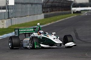 Road To Indy test line-up revealed