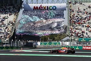 Формула 1 Блог Гран Прі Мексики: аналіз подій п'ятниці від Макса Подзігуна