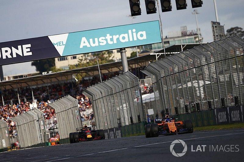 Los equipos piden cambios al circuito de Albert Park