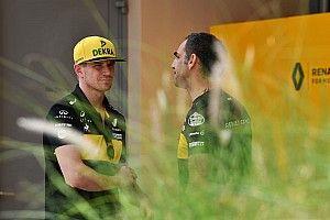 Абитбуль: В контракте Хюлькенберга есть опция продления, но Renault рассмотрит все варианты