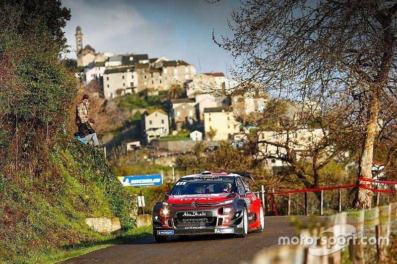 Ses rivaux voient Loeb lutter pour la victoire ce week-end