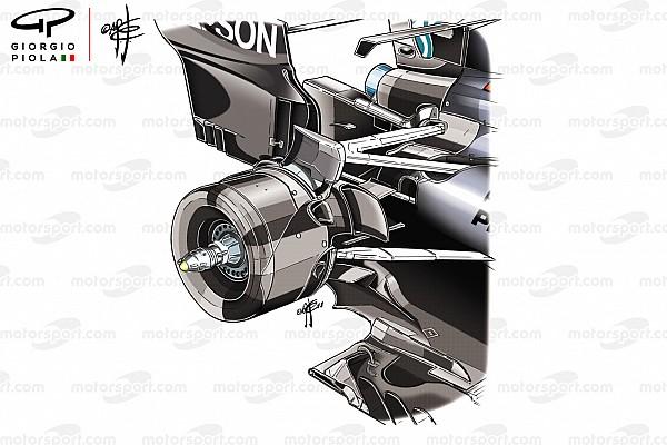 Hoe Mercedes profiteert van de unieke achterwielophanging